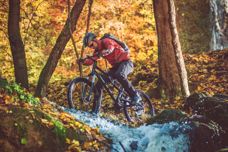 Mountainbiking in Götzens