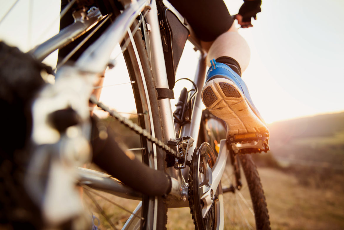 Singletrail: The Rough One